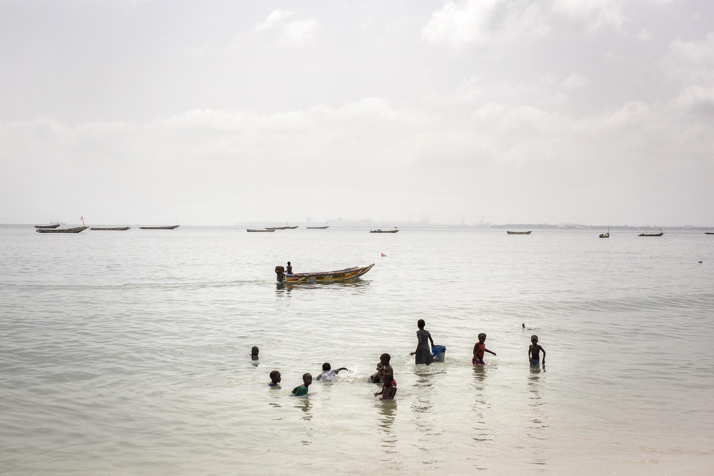 La migración senegalesa es también femenina
